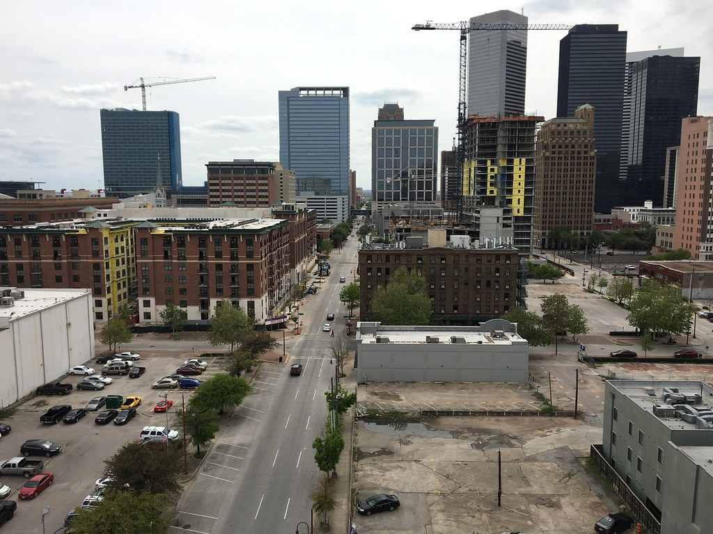 Up Downtown HTX - 3/26/2016