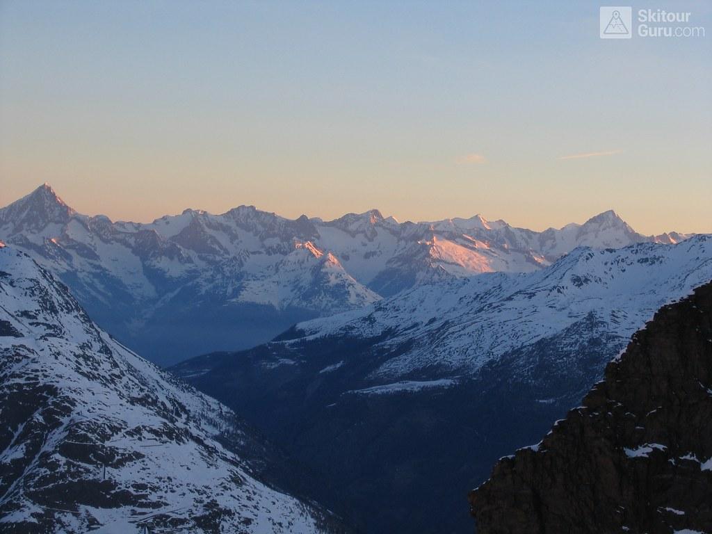 Alphubel Walliser Alpen / Alpes valaisannes Switzerland photo 01