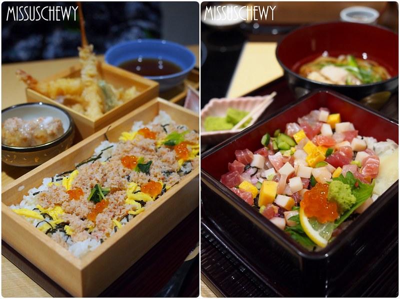 Tokyo Day 1 dinner
