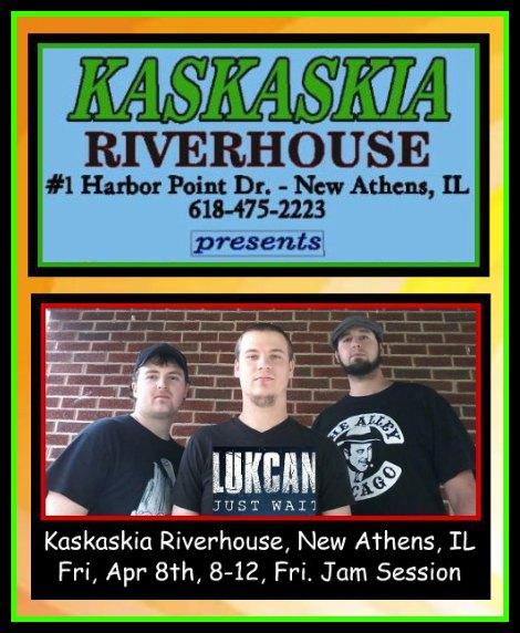 Kaskaskia Riverhouse 4-8-16