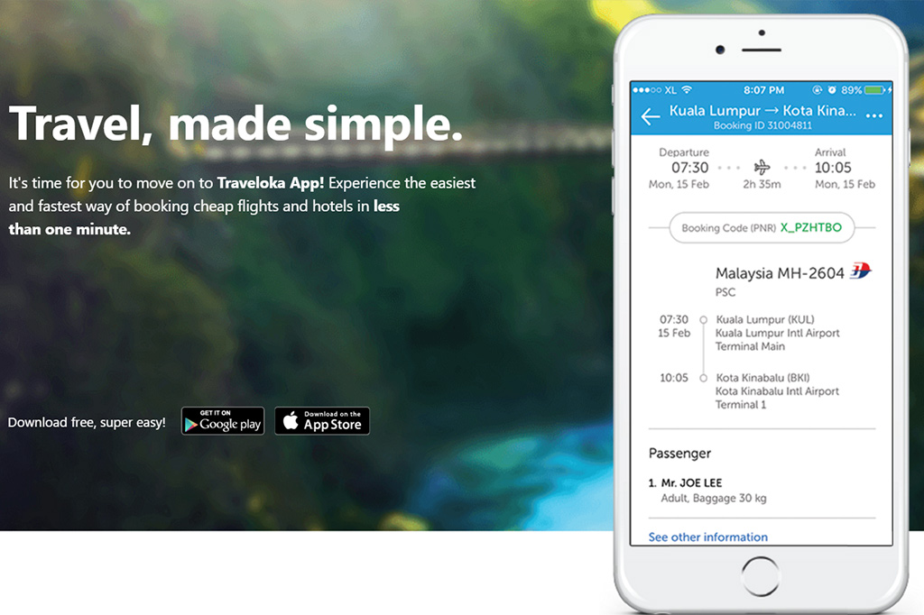 Traveloka - Get the Best Price for Your Flights Tickets