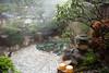 Outdoor onsen in Yunomine Onsen