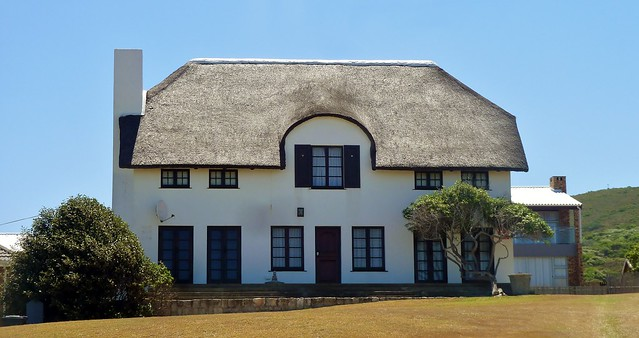 Thatched House in Cape Agulhas, Western Cape, South Africa