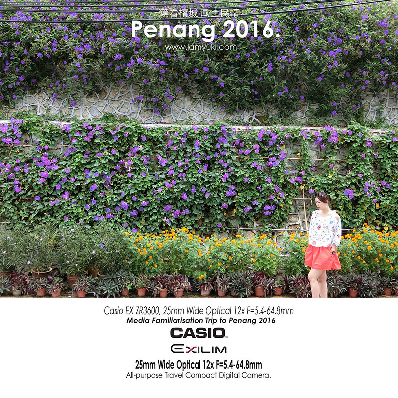 casio artwork Penang ootd 5