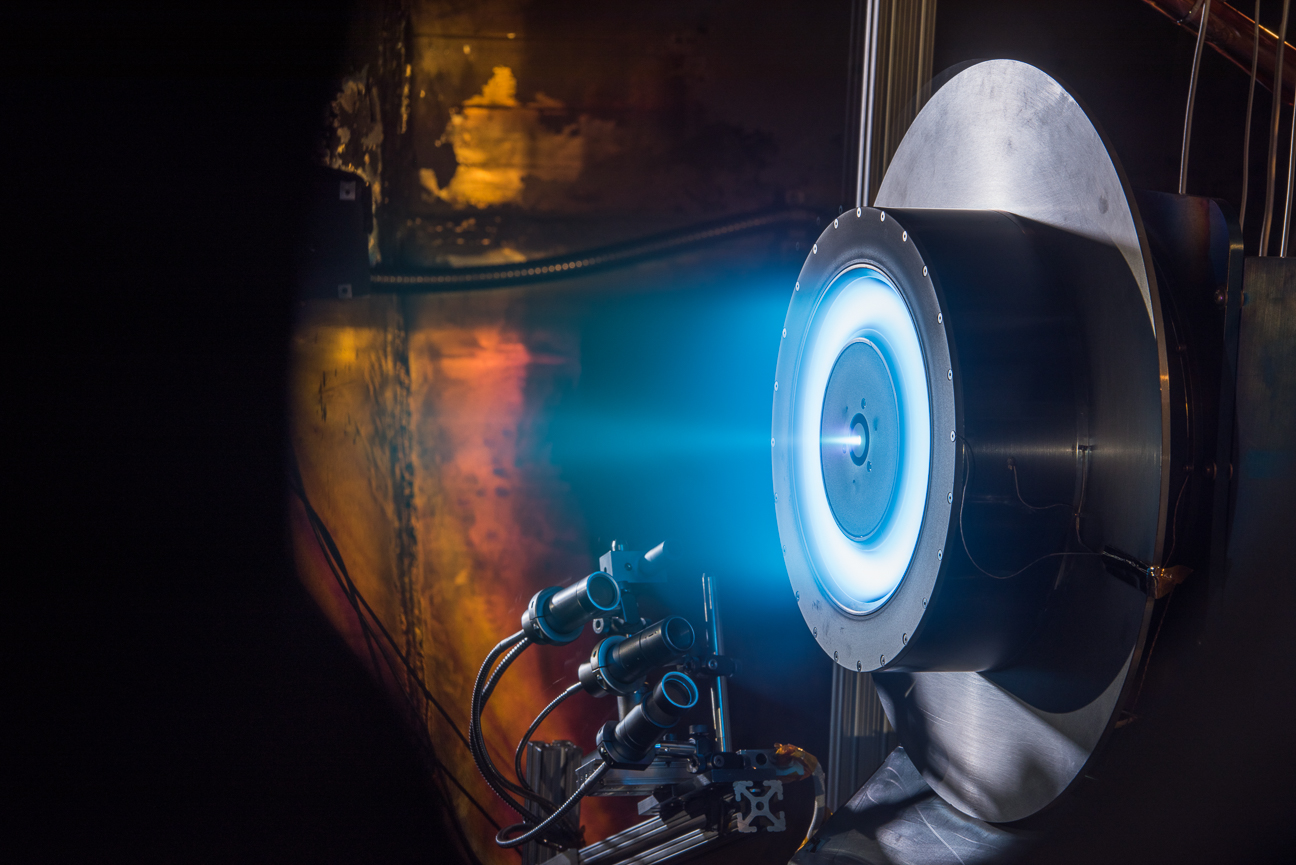 Development of High-Power Solar Electric Propulsion