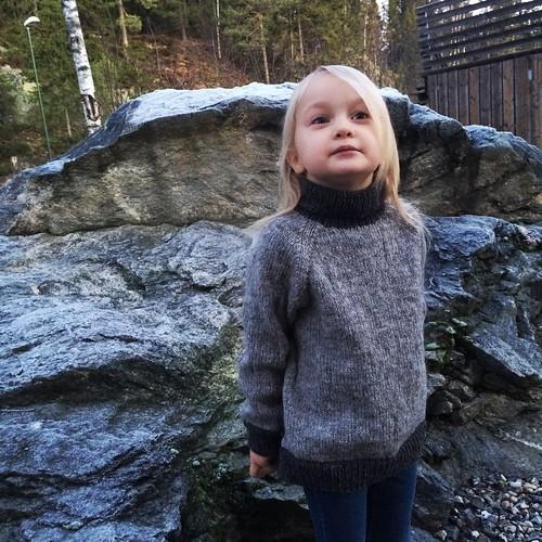 Nøstebarngenser - Amalie