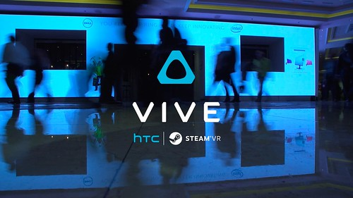 HTC Vive video rounds up Day 2 at CES