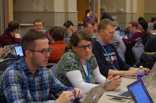 WordCamp US 2015 Contributor Day