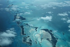 Greetings from the Exumas #wishyouwerehere #travelgram #itsbetterinthebahamas #getoutthere #Bahamas #nbc4ny #islandtime #abc7ny #igers_rise #aerialphoto #aerialphotography #beautifuldestinations #flyingview #NatGeoTravel #nationalgeographic #instagramhub