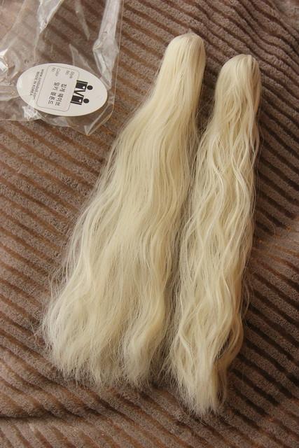 [V]Wigs et rajouts Crobi, Dollga, mohair + cils + yeux Pipos 24229840522_058463a0a0_z