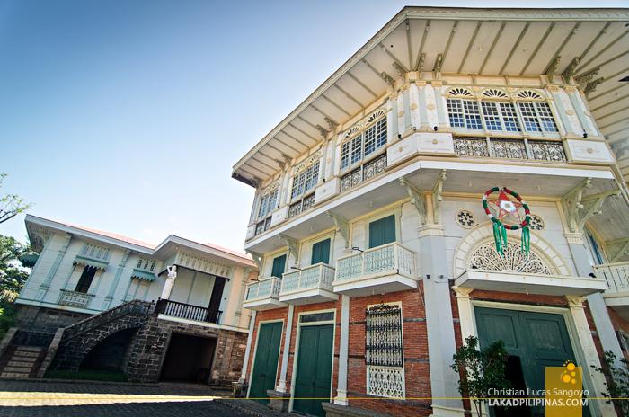 Las Casas Filipinas de Acuzar Casa Bizantina