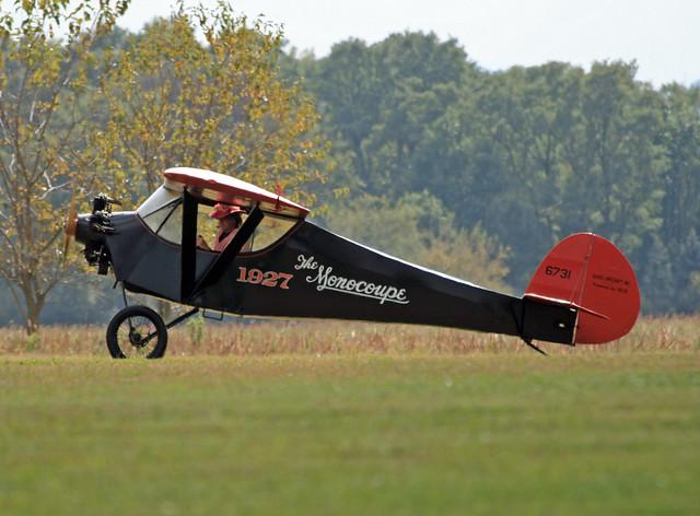 Mono Aircraft Monocoupe 70 (N6731) (NC6731)