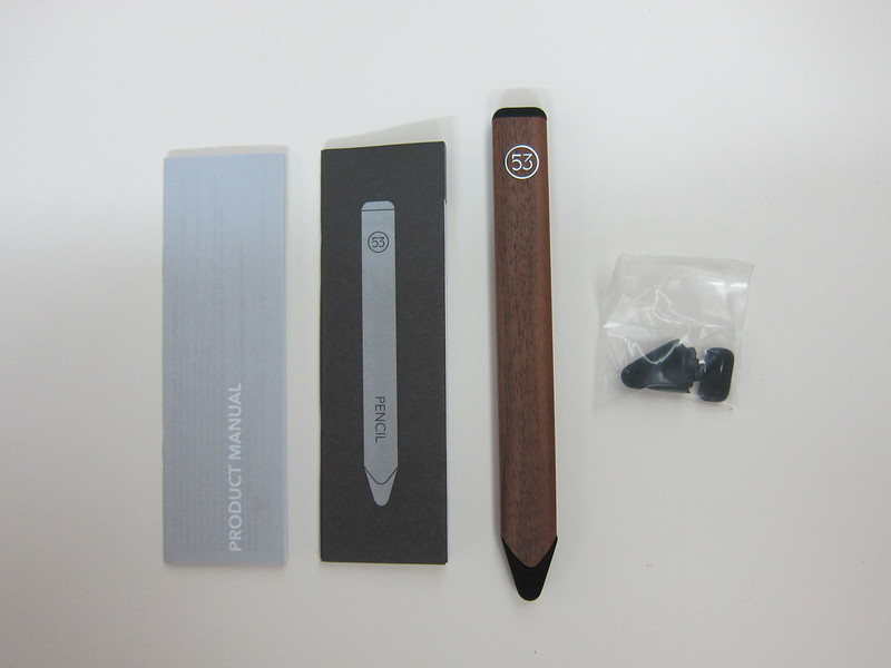 FiftyThree Pencil - Packaging Contents