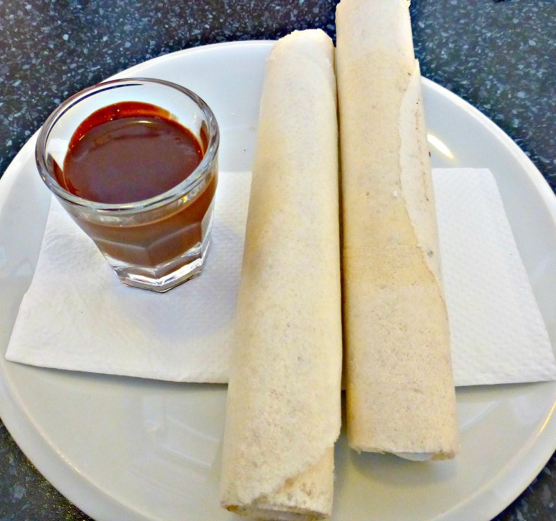 Hořicke trubičky Czech Cream Roll