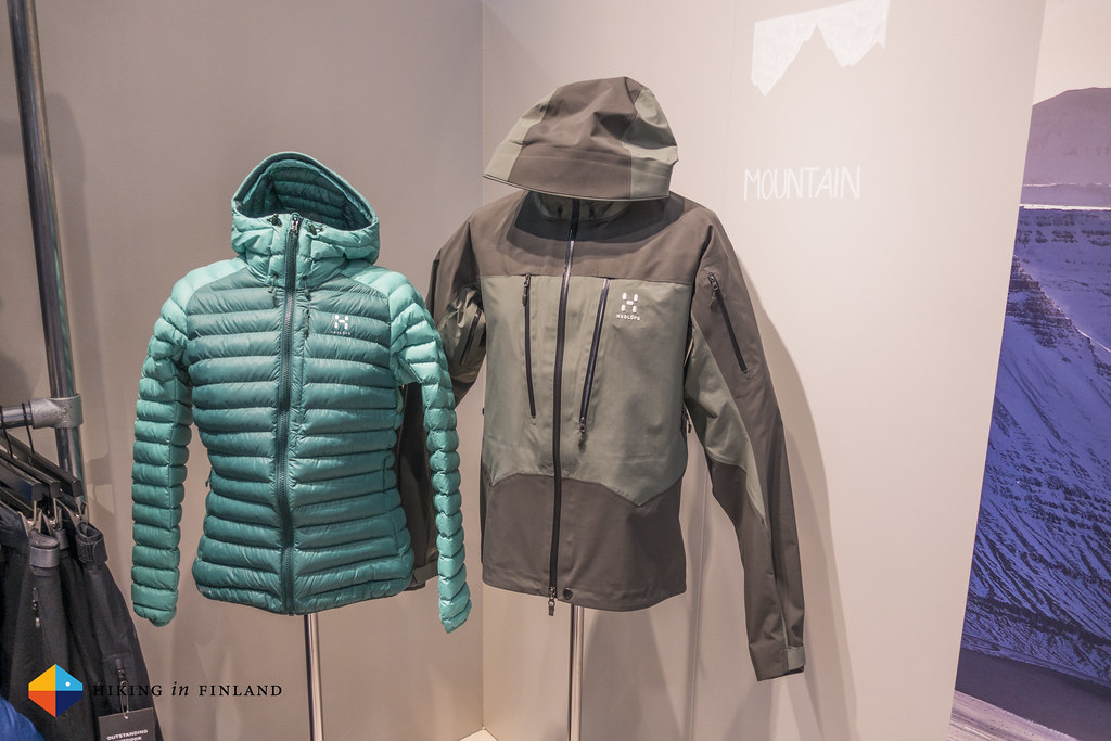 Haglöfs Essens Mimic Hood & Spitz Jacket
