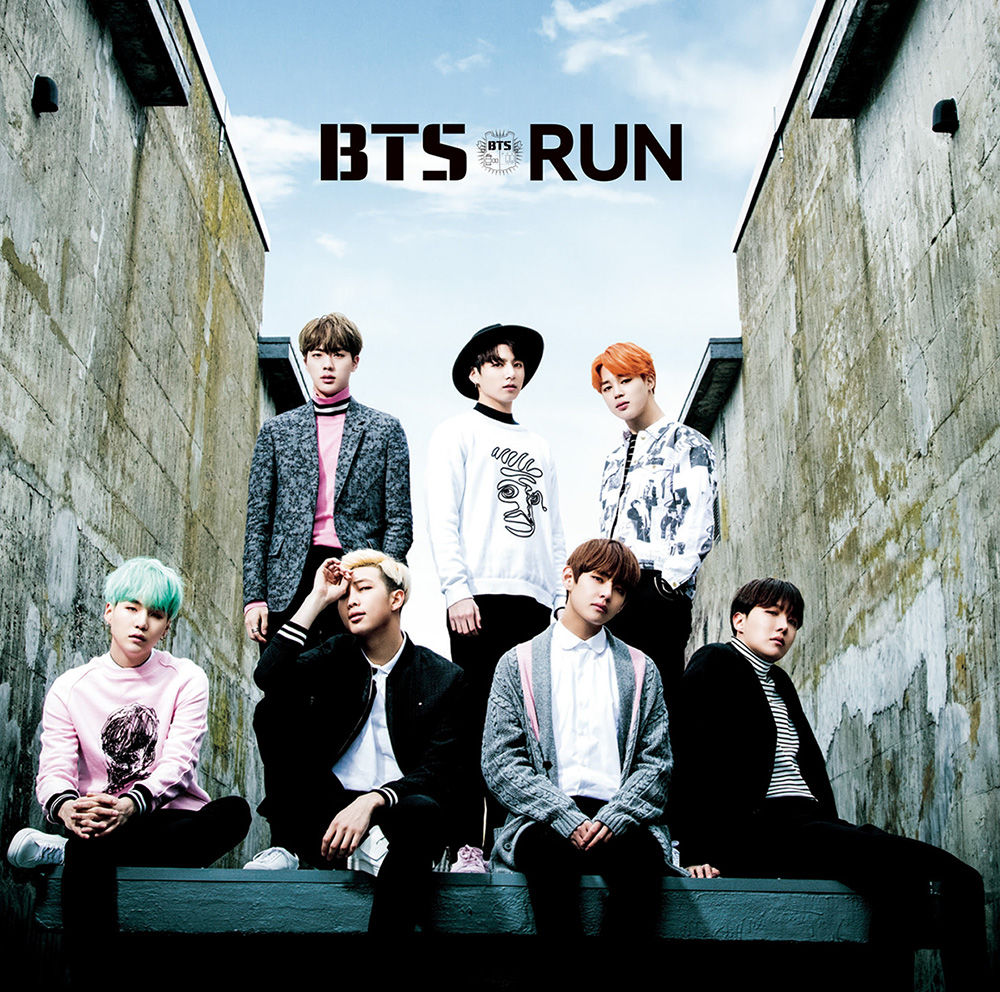 INFO BTS will be Released 6th Single album Run (Japanese ...