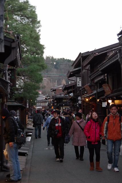 Takayama old town walking 07