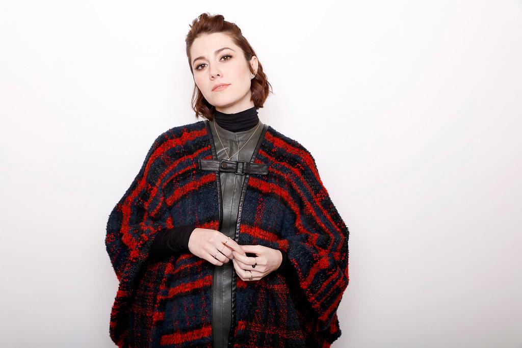 Мэри Элизабет Уинстэд — Фотосессия для «Перочинный человек» на «Sundance» 2016 – 1