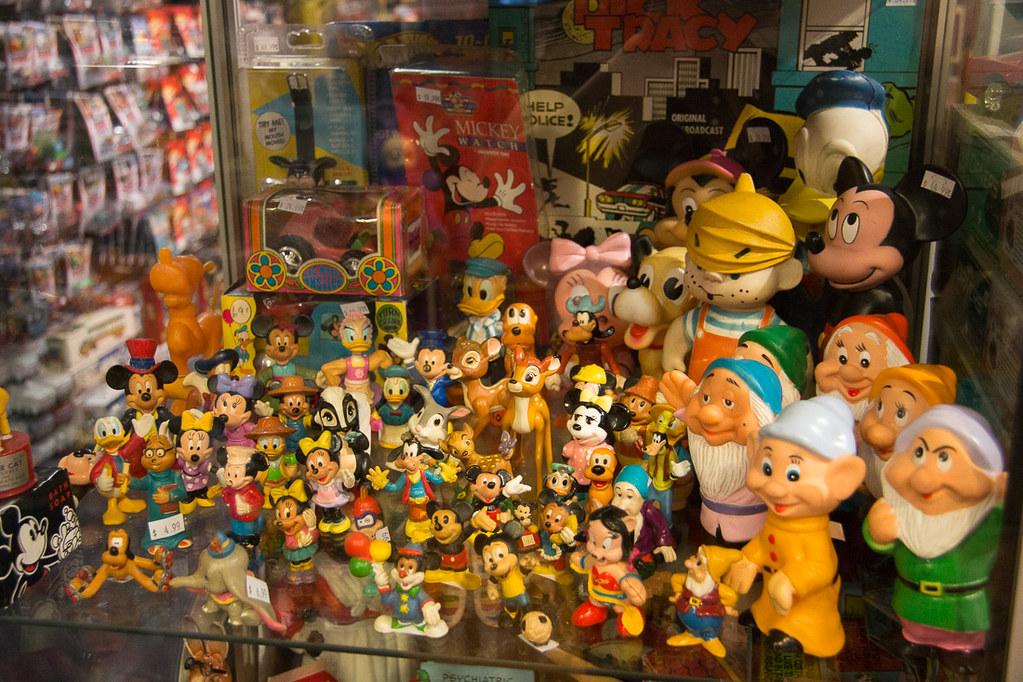 Inside Toy Shack