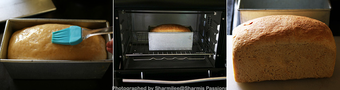 How to make Whole Wheat Bread Recipe - Step8