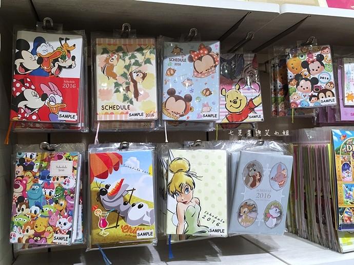 25 日本東京購物原宿白色迪士尼Disney Store