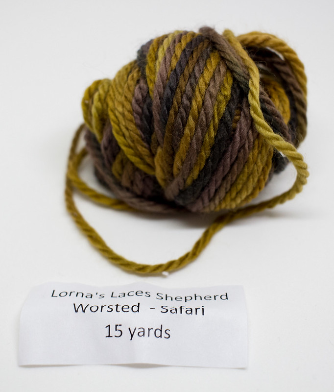 Beanie Bags, December 2015 - Lorna's Laces Shepherd