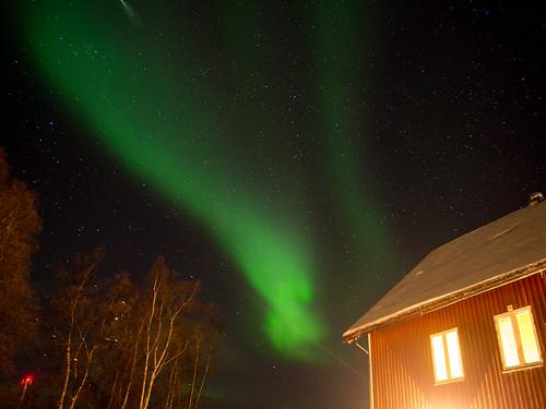 Northern Lights-Abisko-Sweden