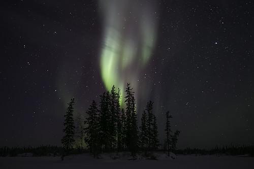 Aurora Feb 11, 2016-Island