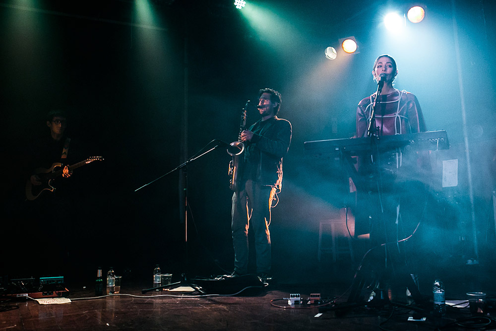 Chairlift @ Scala, London 09/03/16