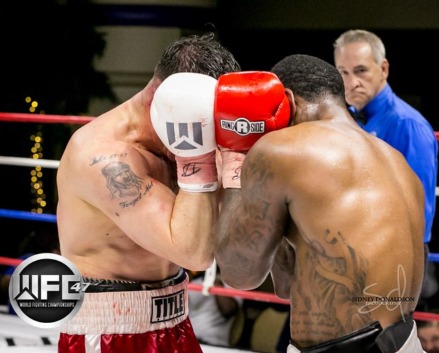 WFC 47 February 20th,2016 LIVE BOXING at the @BELLE OF BATON ROUGE