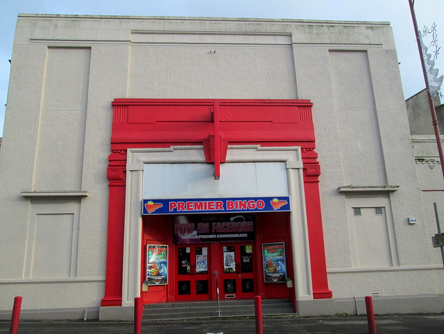 Former Cinema Cowdenbeath