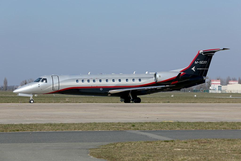 Montavachi Limited   EMB-135BJ Legacy 650   M-SEXY