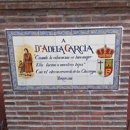 A Adela García #santacruzderetamar