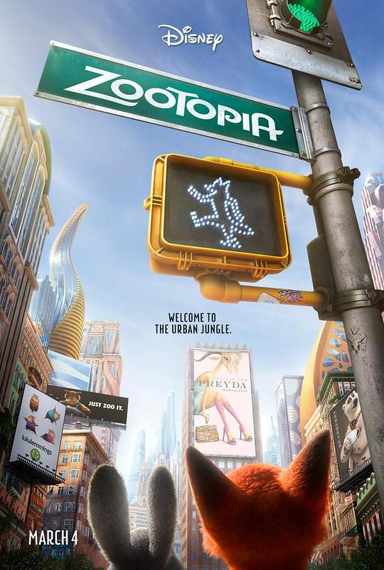 Zootopia - Poster 1