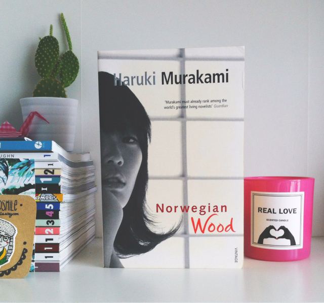 norwegian wood haruki murakami