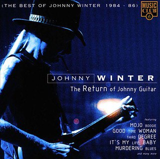 The Return of Johnny Guitar (The Best of Johnny Winter 1984-86)