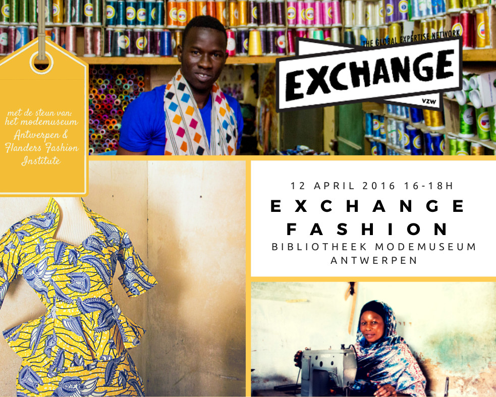 Exchange fashion event