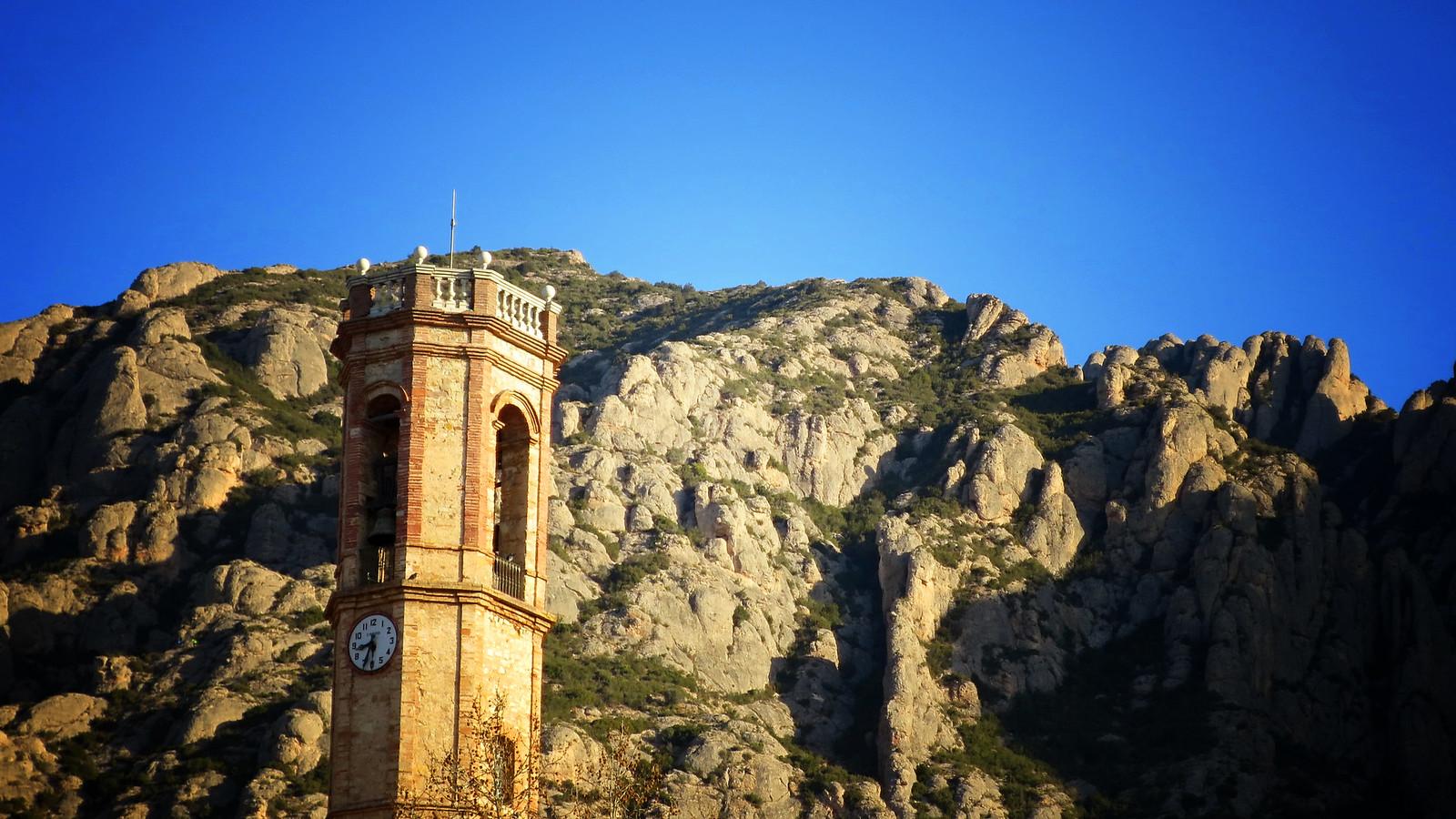 Montserrat: Collbató - Fra Gari - Sant Joan - Coll dels Pollegons