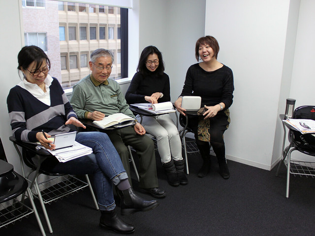 Photo:Clases (8) By:Instituto Cervantes de Tokio