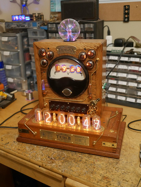 Bad Dog Designs - Nixie Clocks - 5