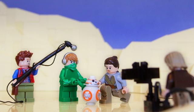 BB-8 - Behind the magic