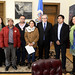 Secretary General Meets with Family Members of Berta Cáceres