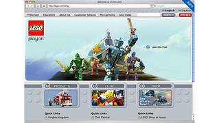 LEGO.com (2004)