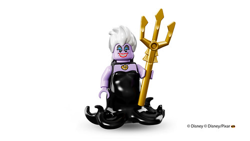 LEGO Collectible Minifigures 71012 - Disney - Ursula