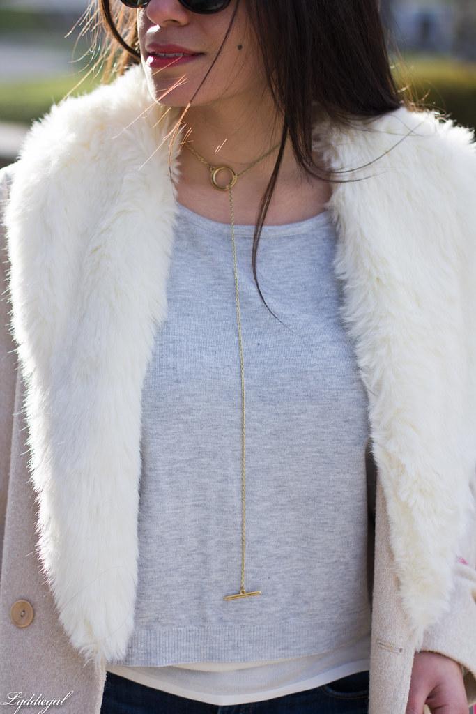 grey sweater, cream fur collar coat, black boots, pink bag-6.jpg