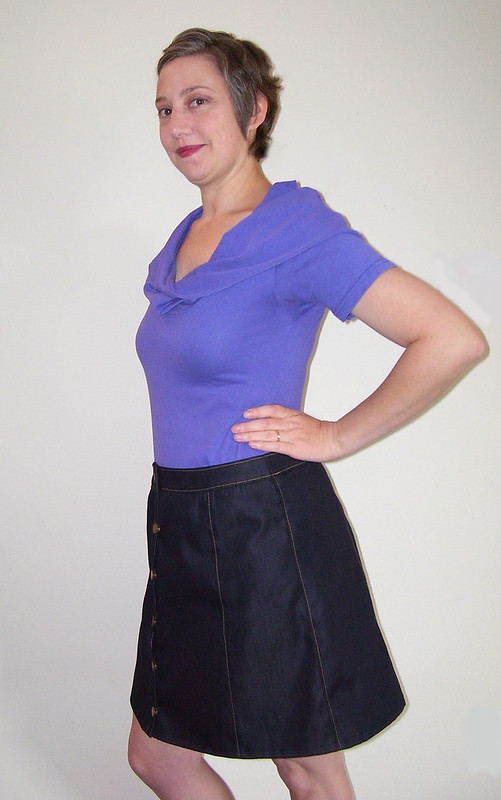 Ally Skirt by mahlicadesigns