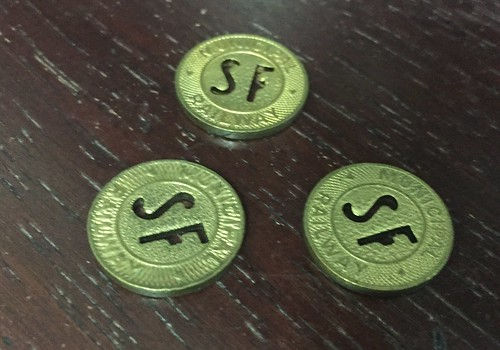 SF Muni tokens