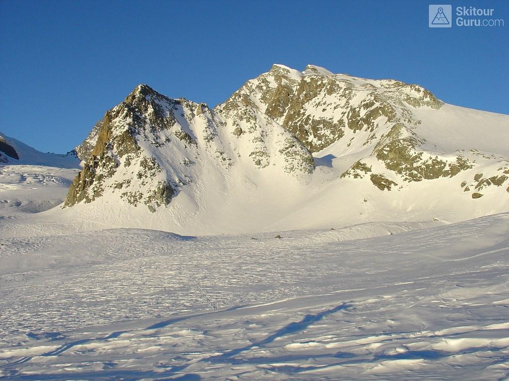 Rimpfischhorn Walliser Alpen / Alpes valaisannes Switzerland photo 09