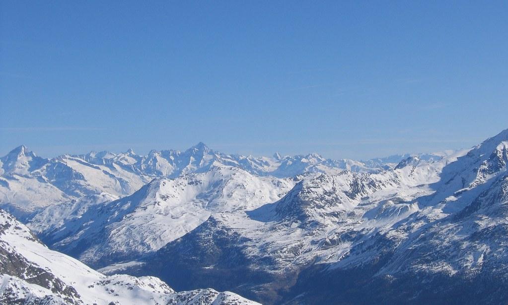 Alphubel Walliser Alpen / Alpes valaisannes Switzerland photo 08