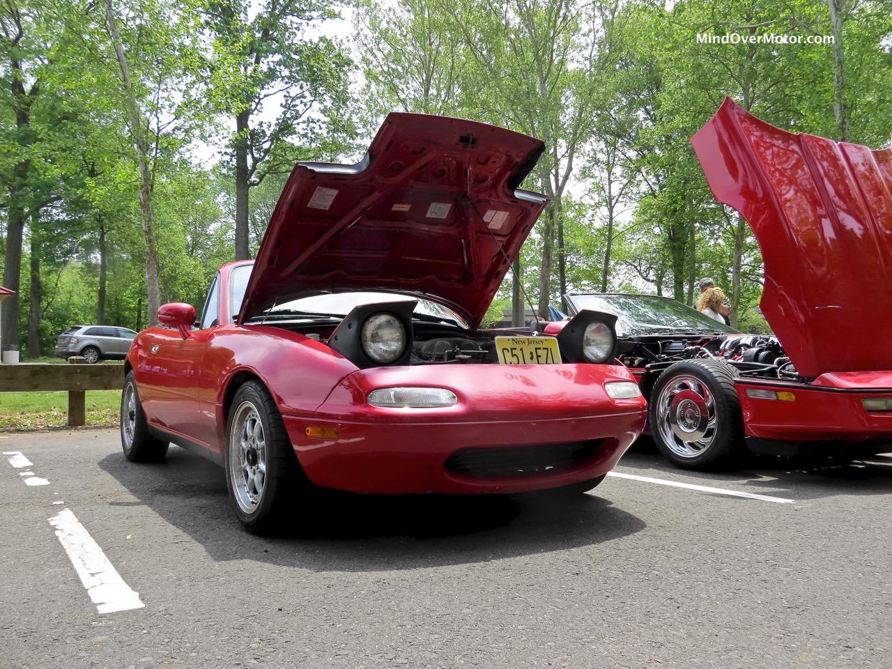 Miata Car Show 1